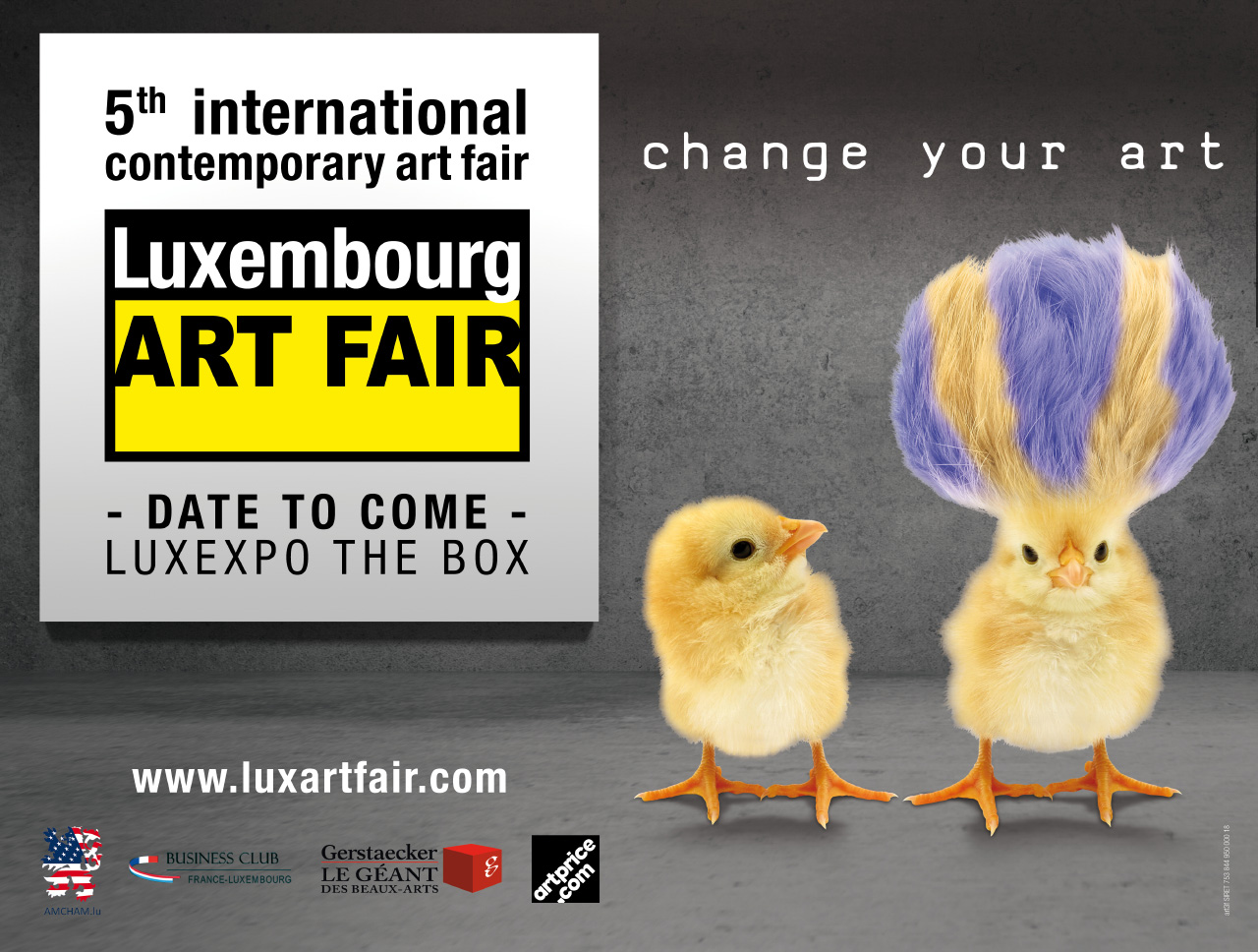 Luxembourg ART FAIR